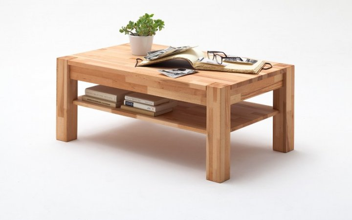 Couchtisch Holz Modernes Wohnzimmer